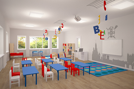 School Building Refurbishment