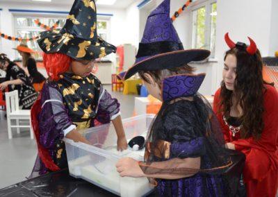 Хеллоуин в Britannia school в москве