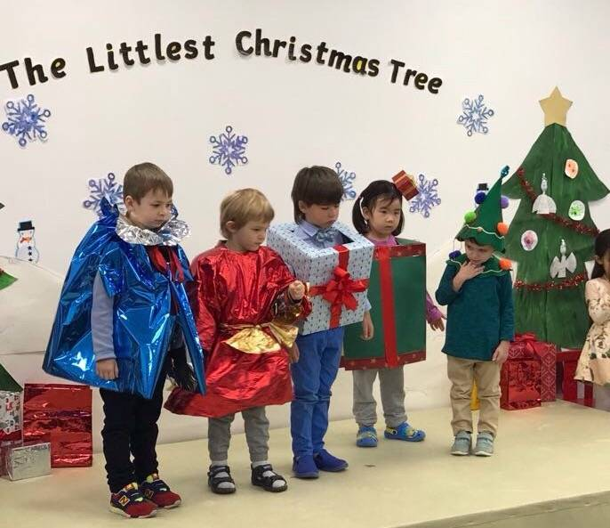Littlest Рождественская елка