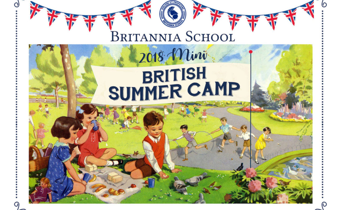 Mini British Summer Camp 2018