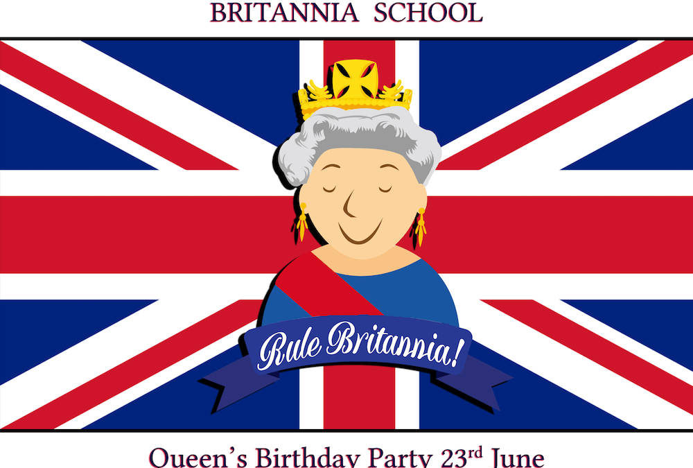 Queen's Birthday Party