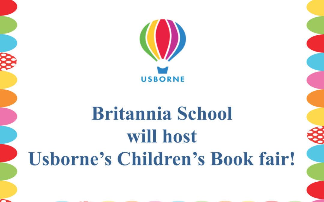 Книжная ярмарка Usborne