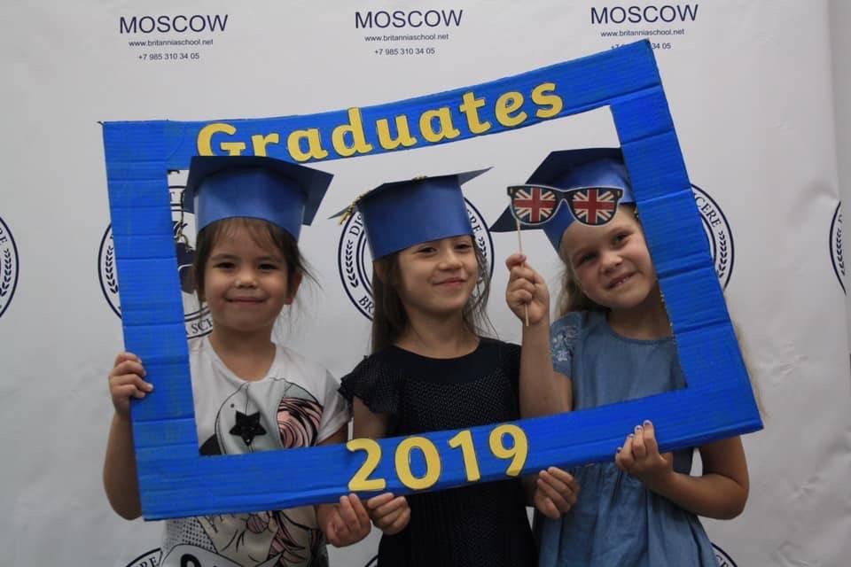 Britannia School Graduation 2019