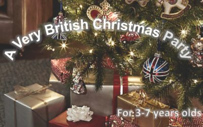 British Christmas Party